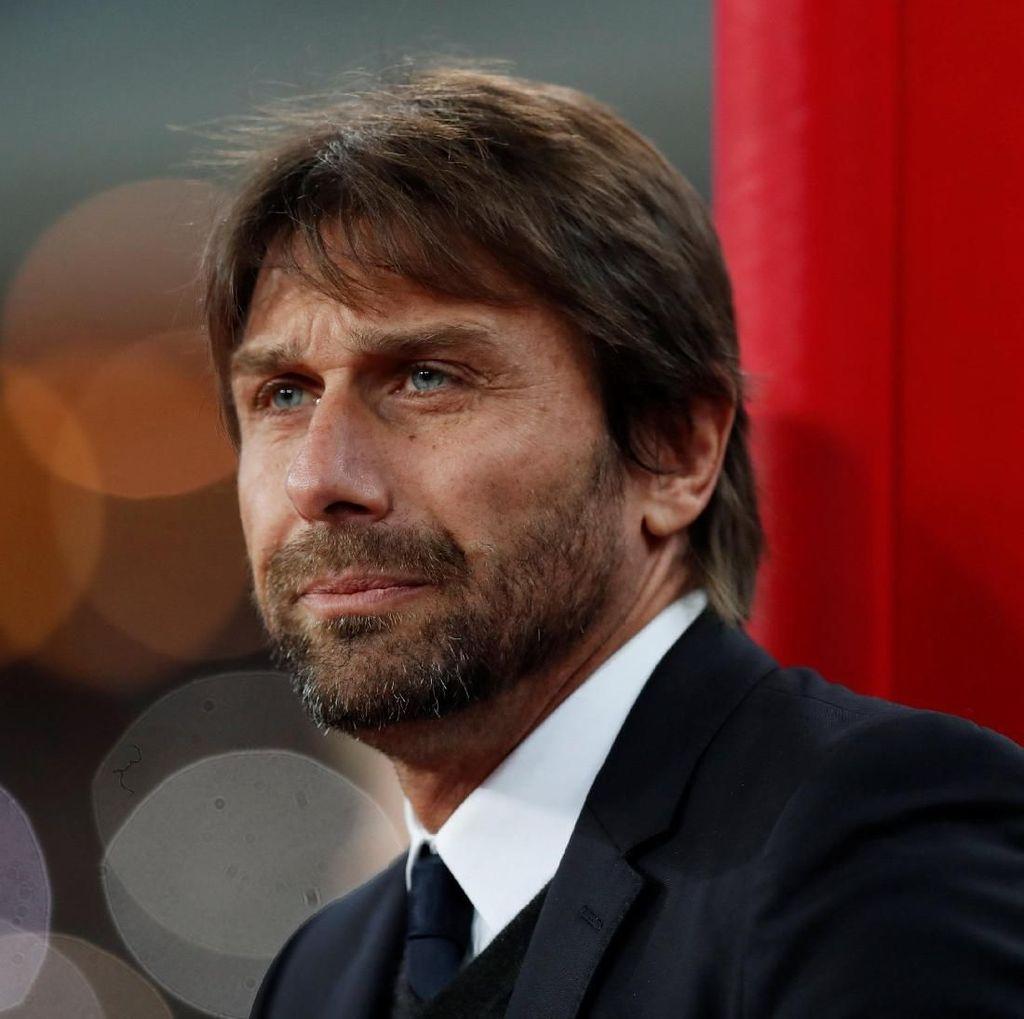 Conte Langsung Mulai Persiapan Lawan Liverpool dalam Pesawat Pulang dari Baku
