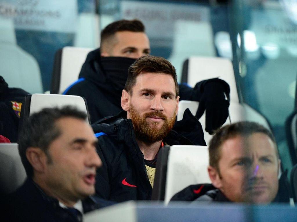 Setelah 30 Trofi Dalam 4.788 Hari, Kisah Messi dan Barca Berlanjut