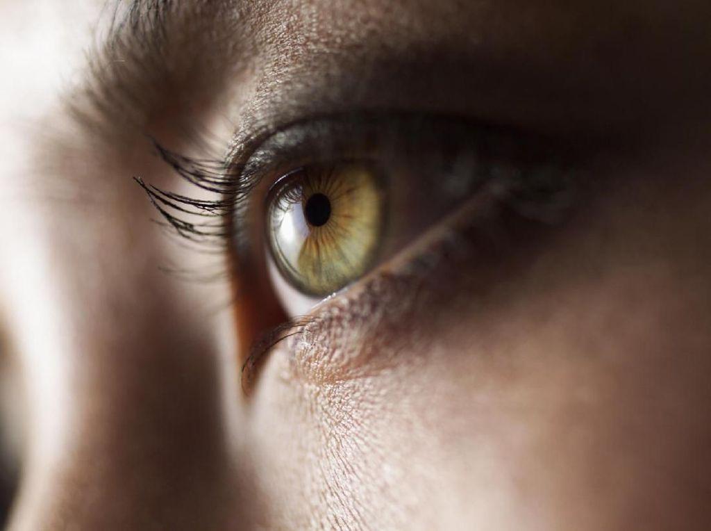 Mata Pria Ini Kelihatan Meleleh Gara-gara Kena Tali