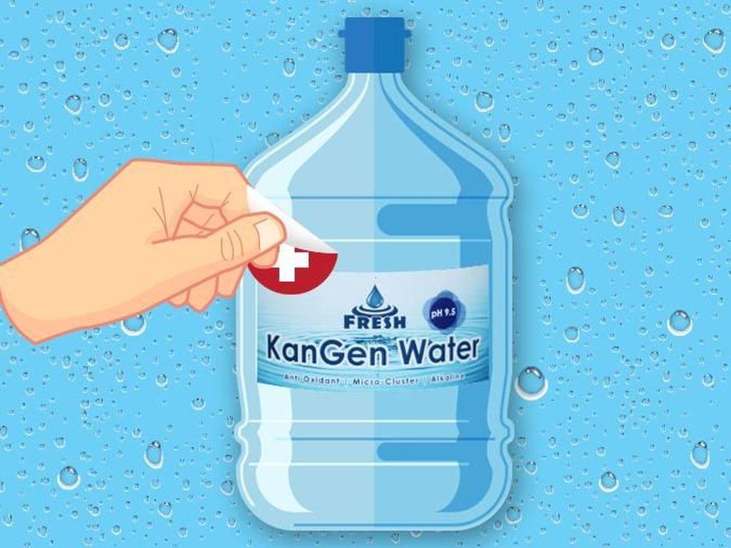 November: Kontroversi Kangen Water, Aneurisma Aorta Serang Pak Bondan