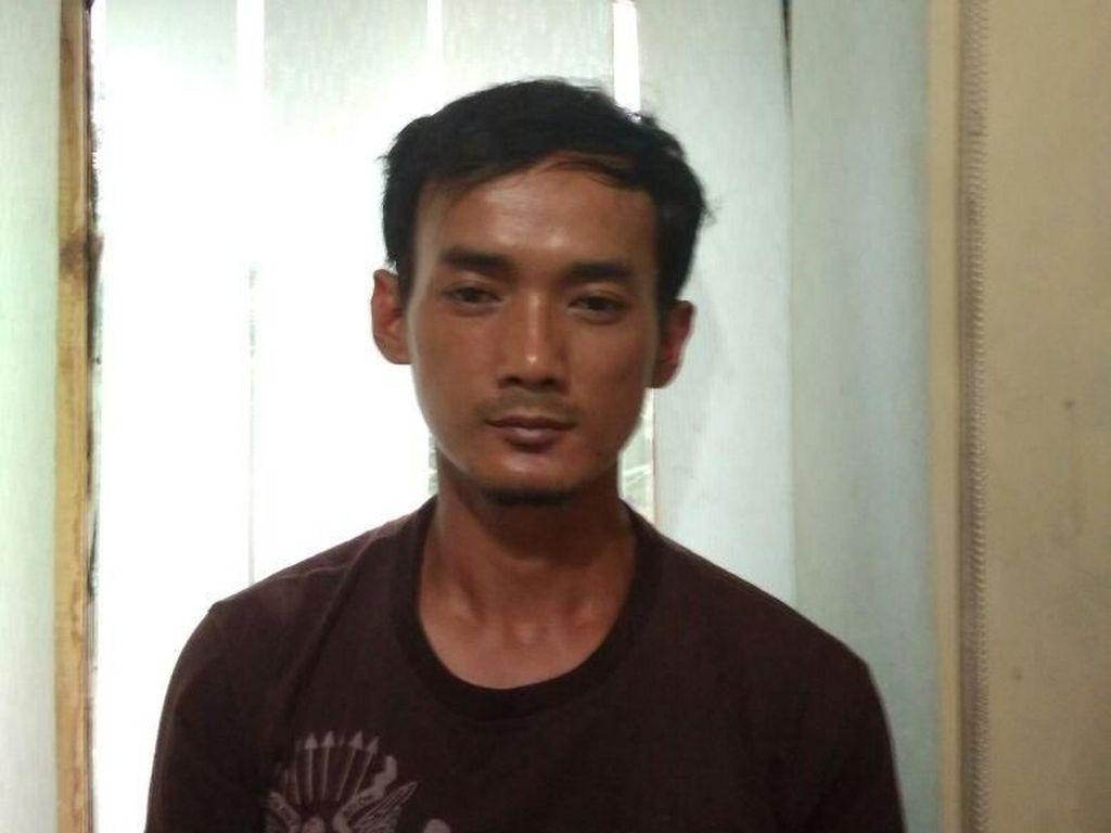 Bawa Kabur Motor Teman, Hendra Ditangkap di Tangerang