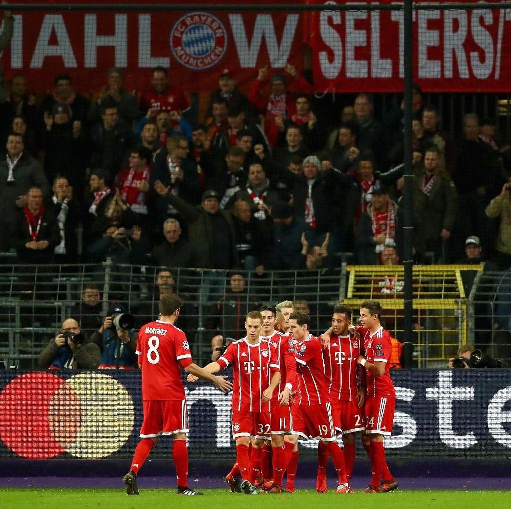 Tantangan Besar Bayern: Menang Telak atas PSG untuk Juara Grup B