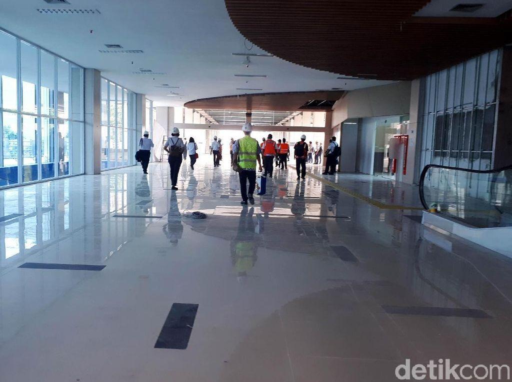 Penumpang Pesawat Bakal Bisa Check In di Stasiun Sudirman Baru