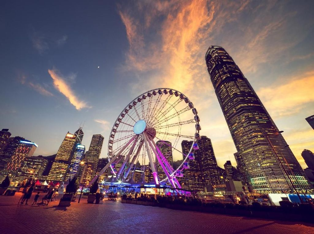 Liburan Bareng Anak ke Hong Kong Tapi Hemat Kantong? Bisa Banget
