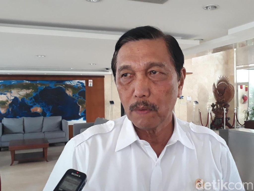 Luhut: Persiapan Pertemuan IMF-World Bank di Bali 70%