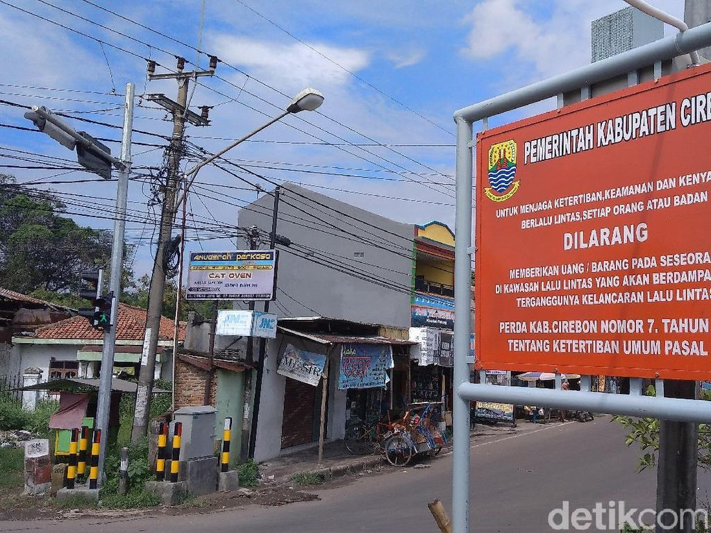 Awas, Ngasih Uang ke Pengemis di Cirebon Bisa Dibui