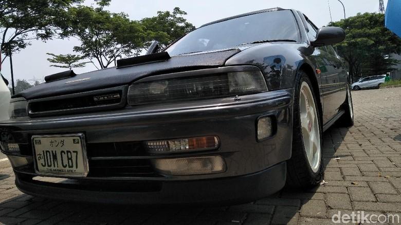 Honda Maestro Tahun 1992 Berubah Jadi Apik Lagi