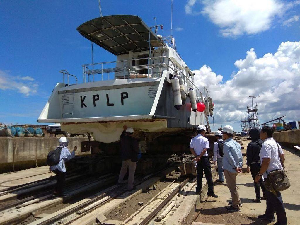 Bareskrim Gandeng KPK Cek Kapal yang Dikorupsi Pejabat Kemenhub