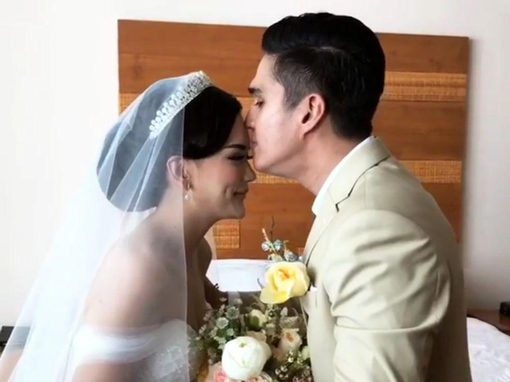 Marcel Chandrawinata dan Deasy Priscilla Menikah di Bali Hari Ini