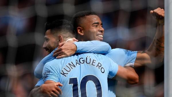 Rekor dan Statistik yang Antar Manchester City Juara Liga Inggris
