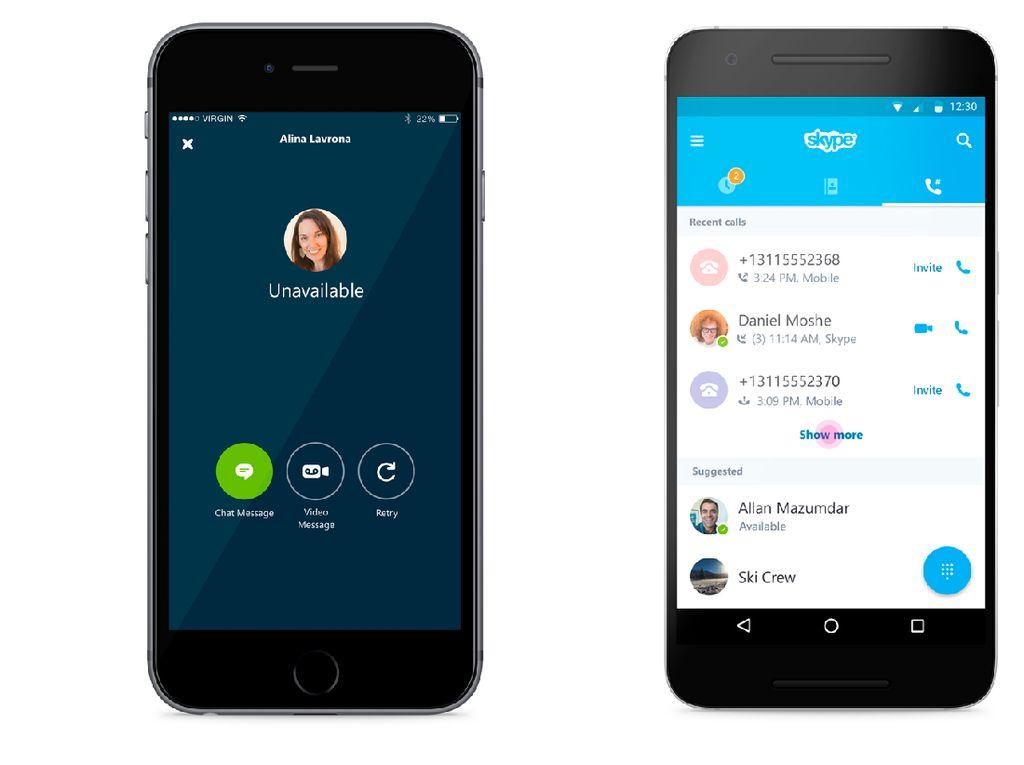 Cara Mengganti Foto Profil Skype di Ponsel dan PC