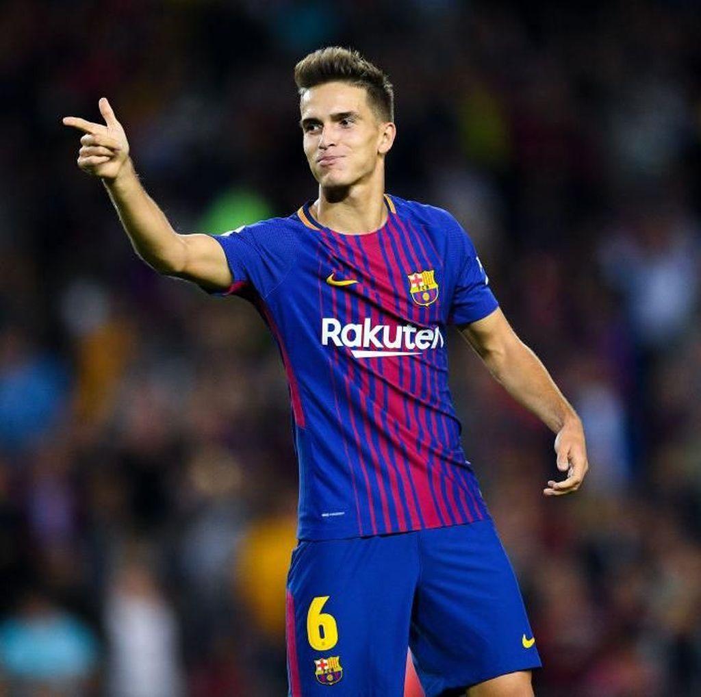 Denis Suarez Heran Permainan Barcelona Dinilai Membosankan