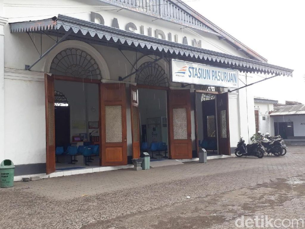 Ada 28 Titik Rawan Banjir dan Longsor di Jalur KA Bangil-Banyuwangi