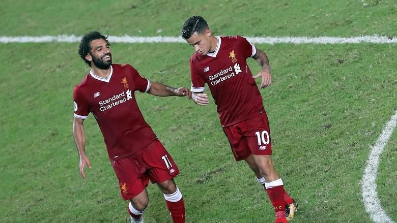 Pergerakan Salah Mudahkan Coutinho