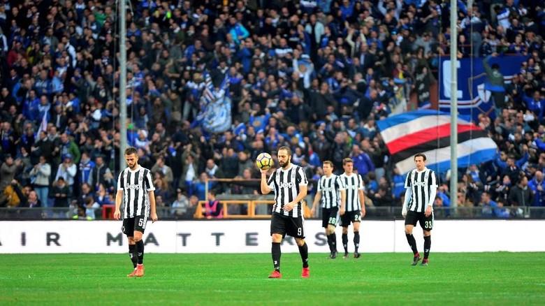 Misi Bangkit Juventus