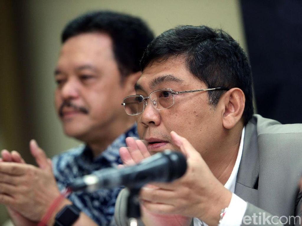 Ini Daftar Calon Pimpinan DPR dan MPR Baru