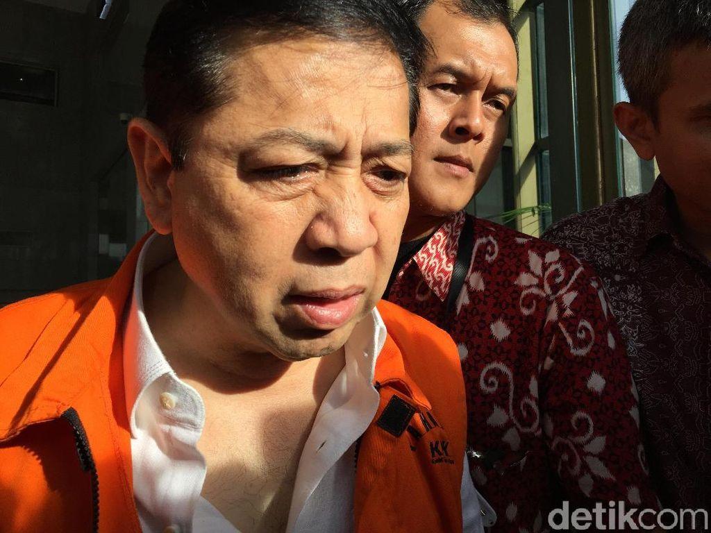 Pengacara Ramai-ramai Tinggalkan Setya Novanto