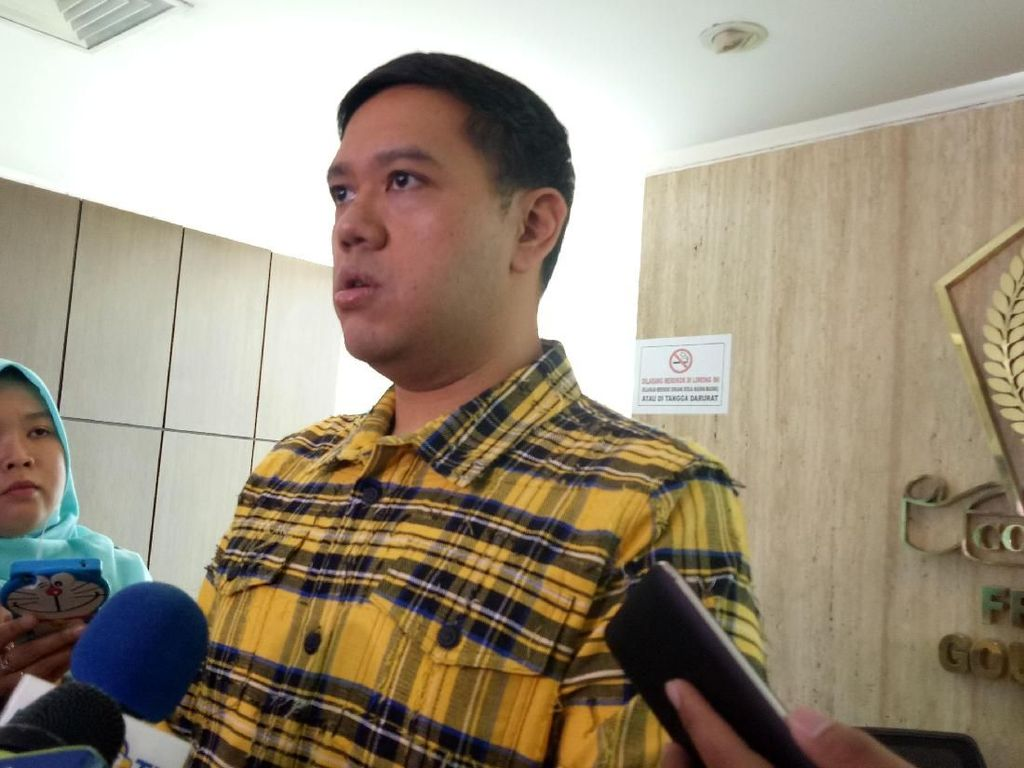 Novanto Disebut Rela Mundur dari Ketum Golkar bila Kalah Praperadilan