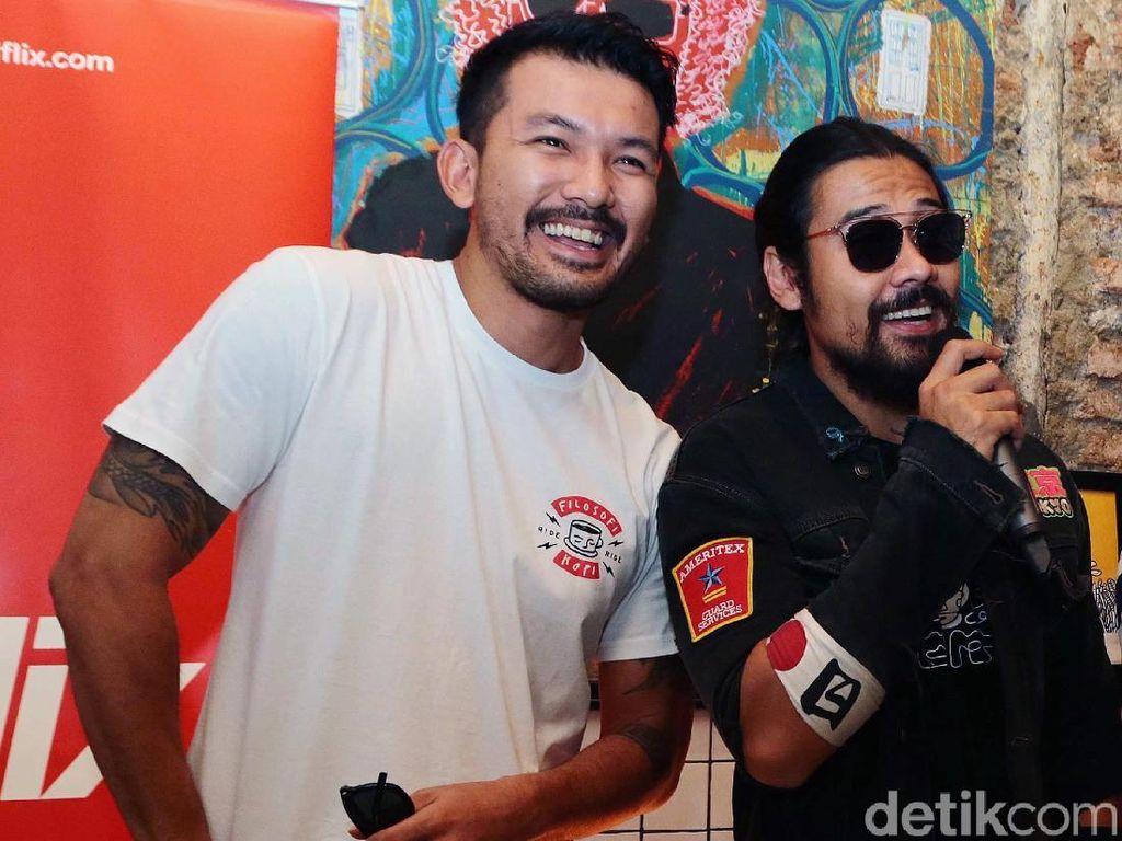 Keseruan Konser Wave of Cinema Ditemani Bintang Filosofi Kopi
