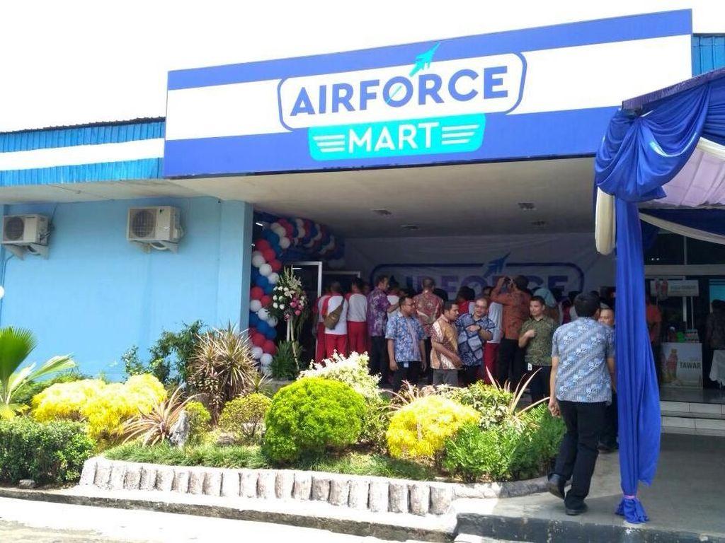 KSAU: Airforce Mart Contoh untuk Hadirnya Navy Mart dan Army Mart