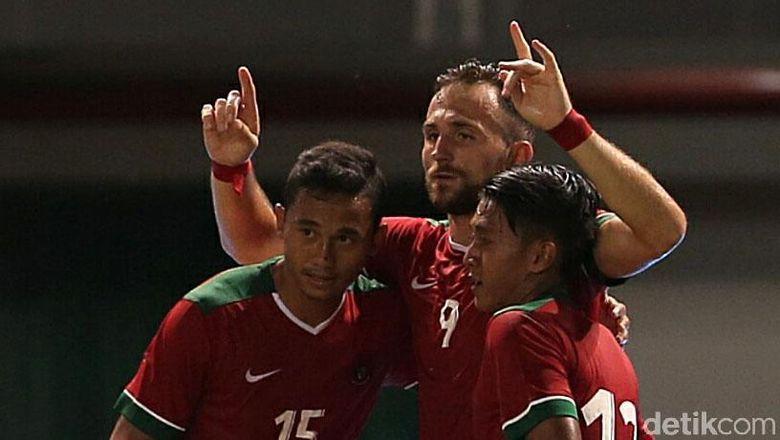 Indonesia Layak Menang atas Guyana Ucap Milla