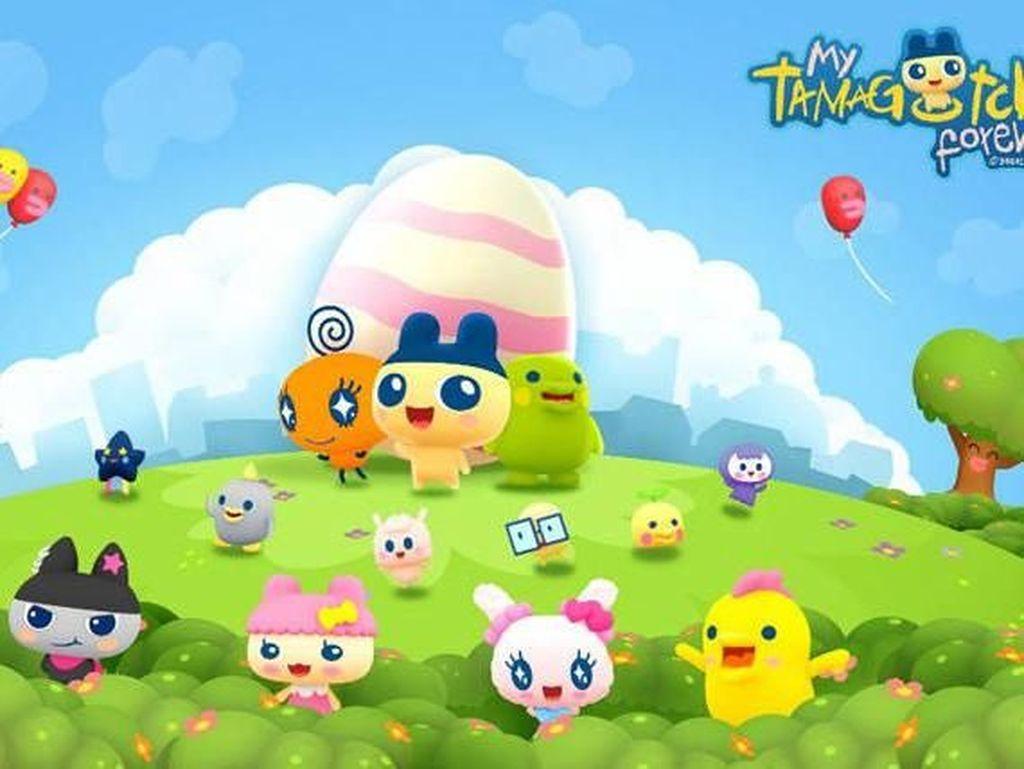 Bandai Namco Siapkan Game Tamagotchi Terbaru