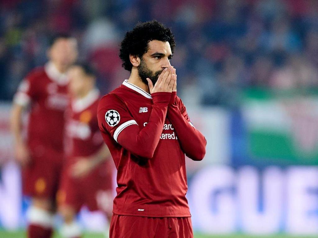 AS Roma di Mata Mohamed Salah