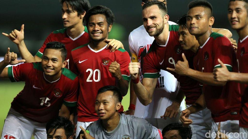 Kemenpora Tak Pernah Minta PSSI Ubah Target Timnas  di Asian Games
