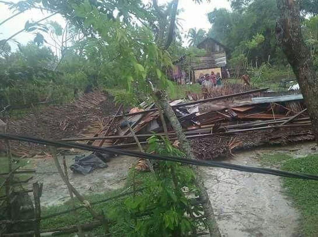 Penjelasan BMKG Tentang Puting Beliung di Sidoarjo dan Aceh