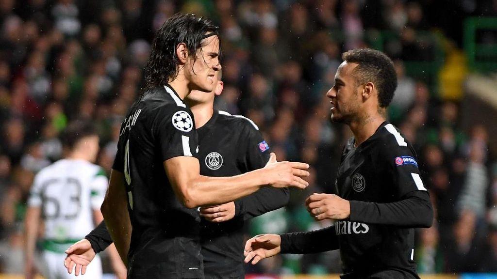Neymar dan Cavani, Berbeda-beda Pendapat tapi Satu Tujuan