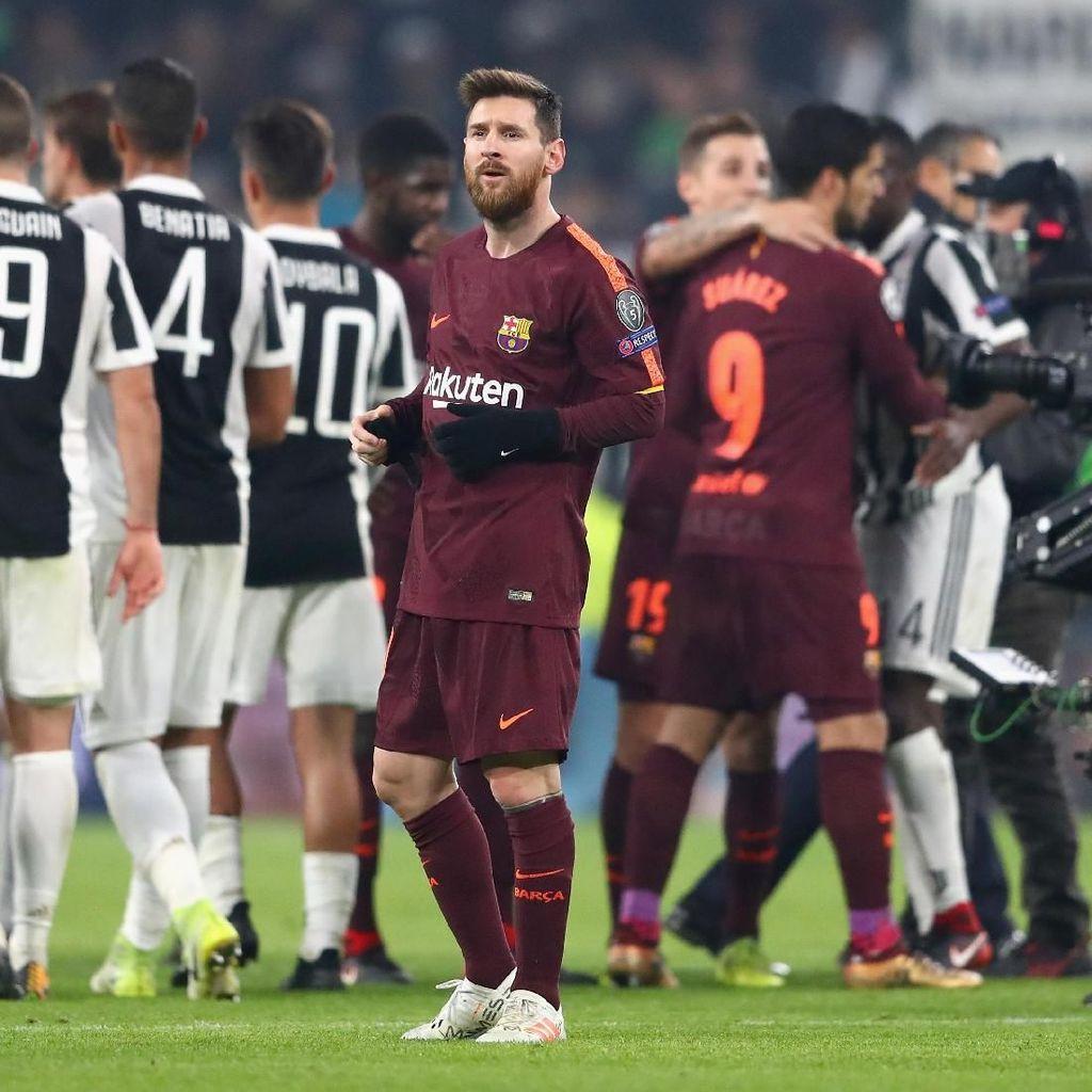 Lionel Messi: City dan PSG Terbaik, tapi Madrid Jangan Dikesampingkan