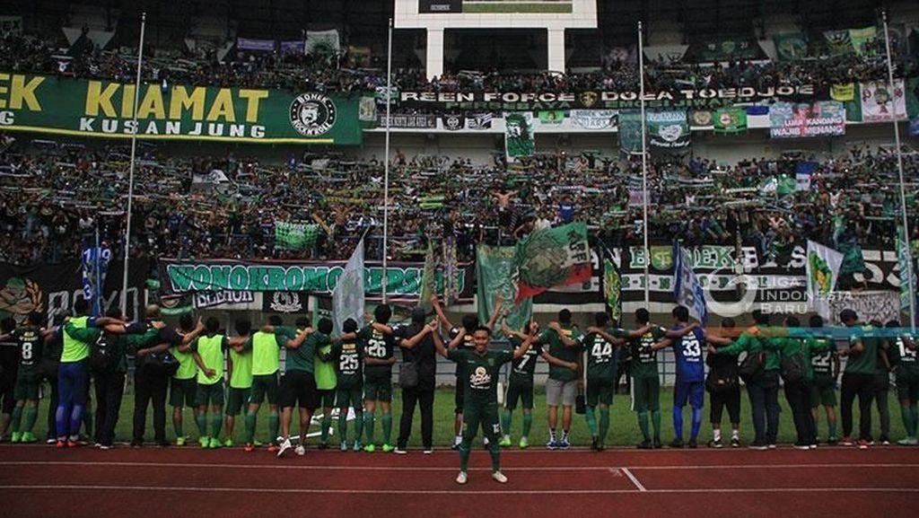 Kalahkan Martapura FC 3-1, Persebaya Promosi ke Liga 1