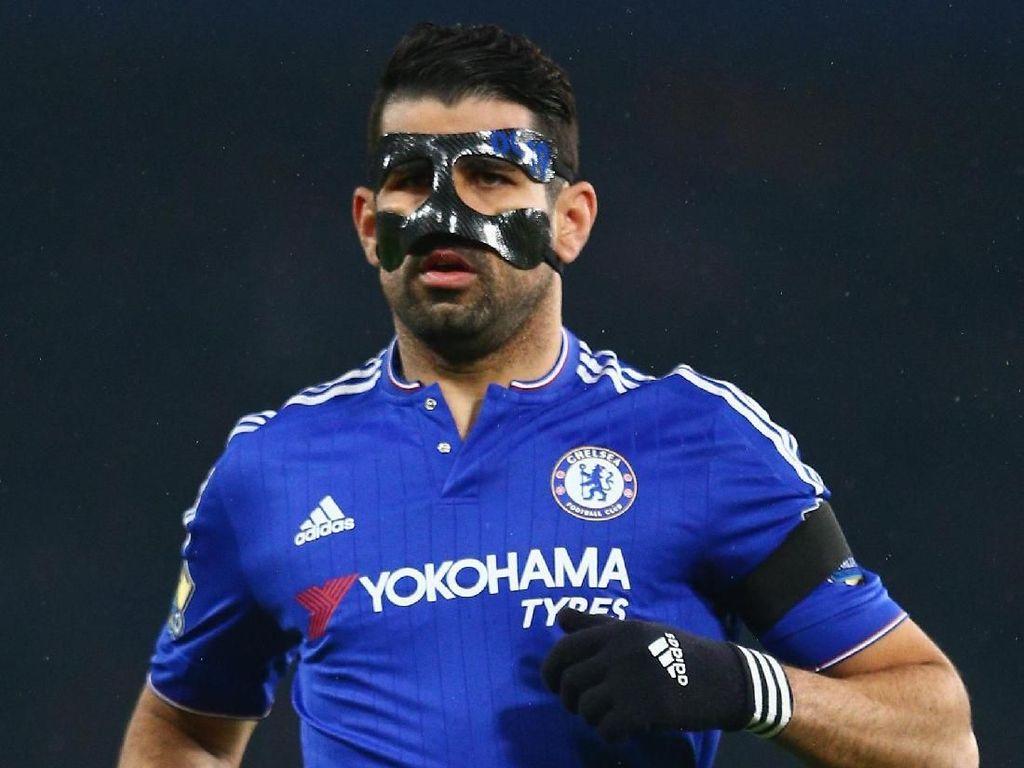 Diego Costa Menyesal Pernah Main di Chelsea