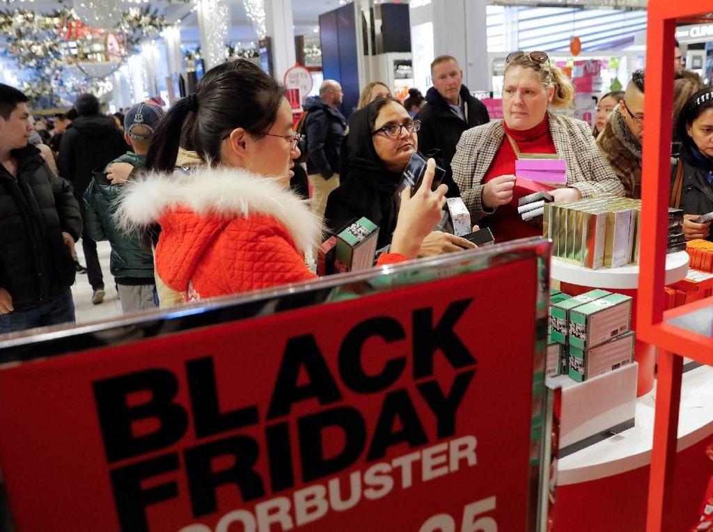 Sejarah Black Friday, Hari Pesta Belanja di Negeri Paman Sam