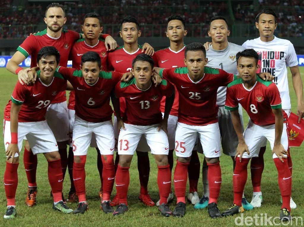 Bakal Hadapi Islandia, Ini Rekor Indonesia vs Tim-Tim Eropa