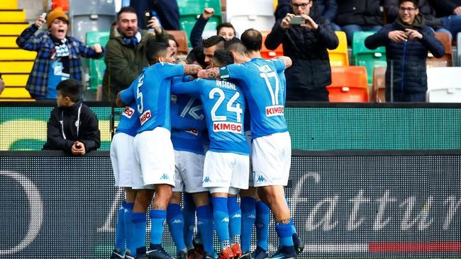 Rancangan Serie A Italy Akhir Pekan Ini