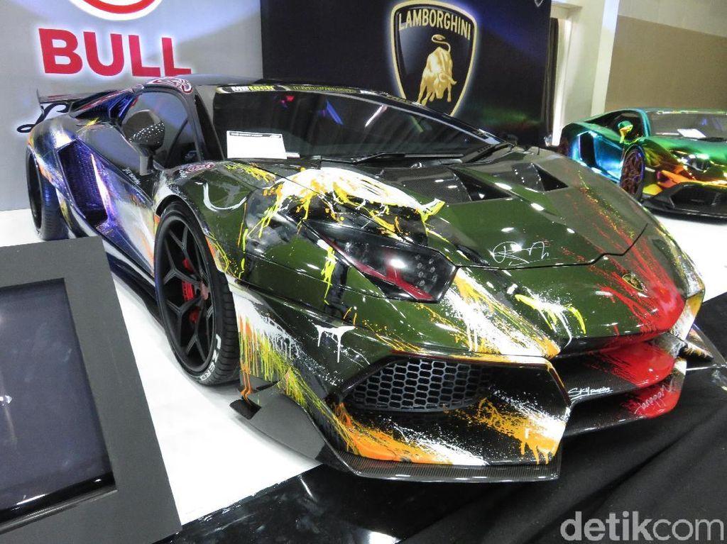Begini Cerita Awal Lamborghini Raffi Ahmad Dicoret-coret