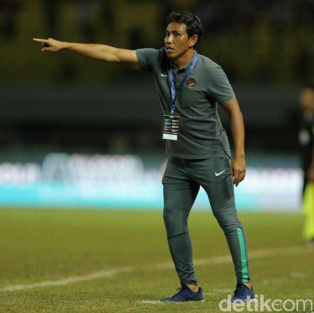 Jadi Pelatih Timnas, Bima Sakti Minta Dukungan Masyarakat Indonesia