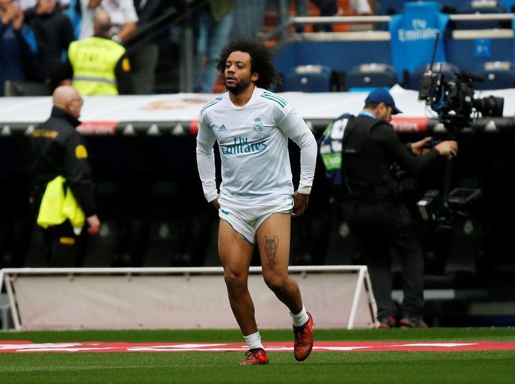Marcelo Lampaui Roberto Carlos, Bikin Rekor Baru di Real Madrid