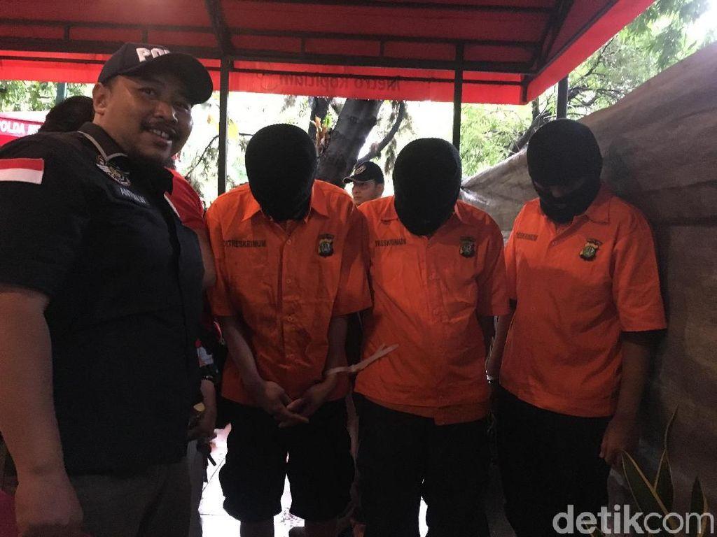 Oknum Ormas Penadah Mobil Objek Fidusia Setor Rp 6 Juta ke Pimpinan