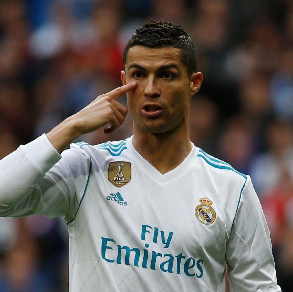 Sejak Bangun Tidur pun Ronaldo Sudah Penuh Motivasi