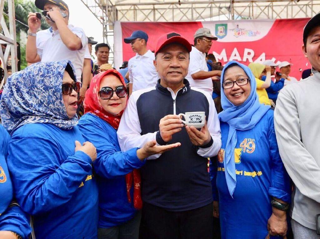 Semarak Kopi Nasional, Ketua MPR: Kopi Indonesia Terbaik di Dunia