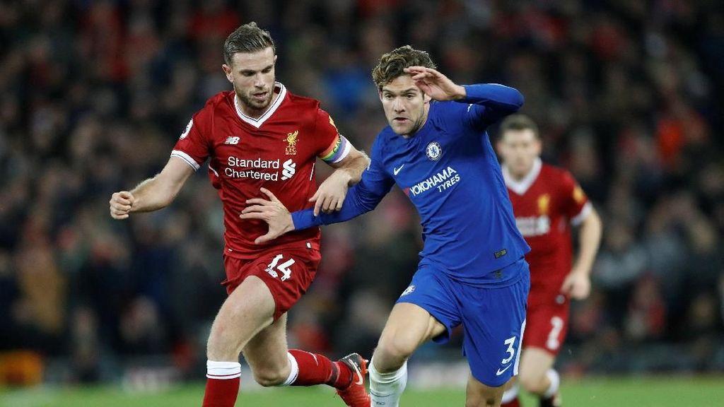 Lawan Liverpool, Kesempatan Chelsea Mengukur Diri