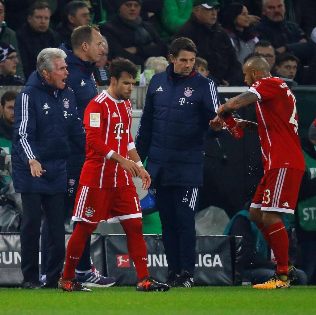 Heynckes: Bayern Sudah Kalah Sejak Babak Pertama