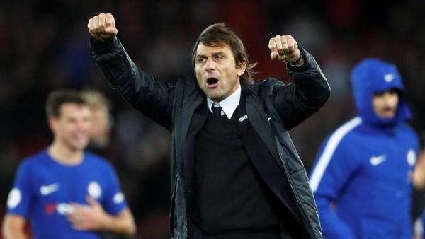 Conte Senang dengan Reaksi Chelsea Usai Kebobolan