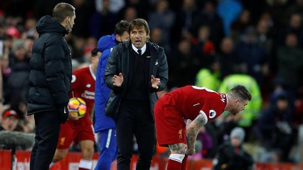 Conte Belum Bisa Kalahkan Liverpool
