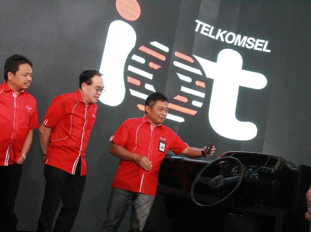 FleetSight, Solusi Pengelolaan Armada ala Telkomsel