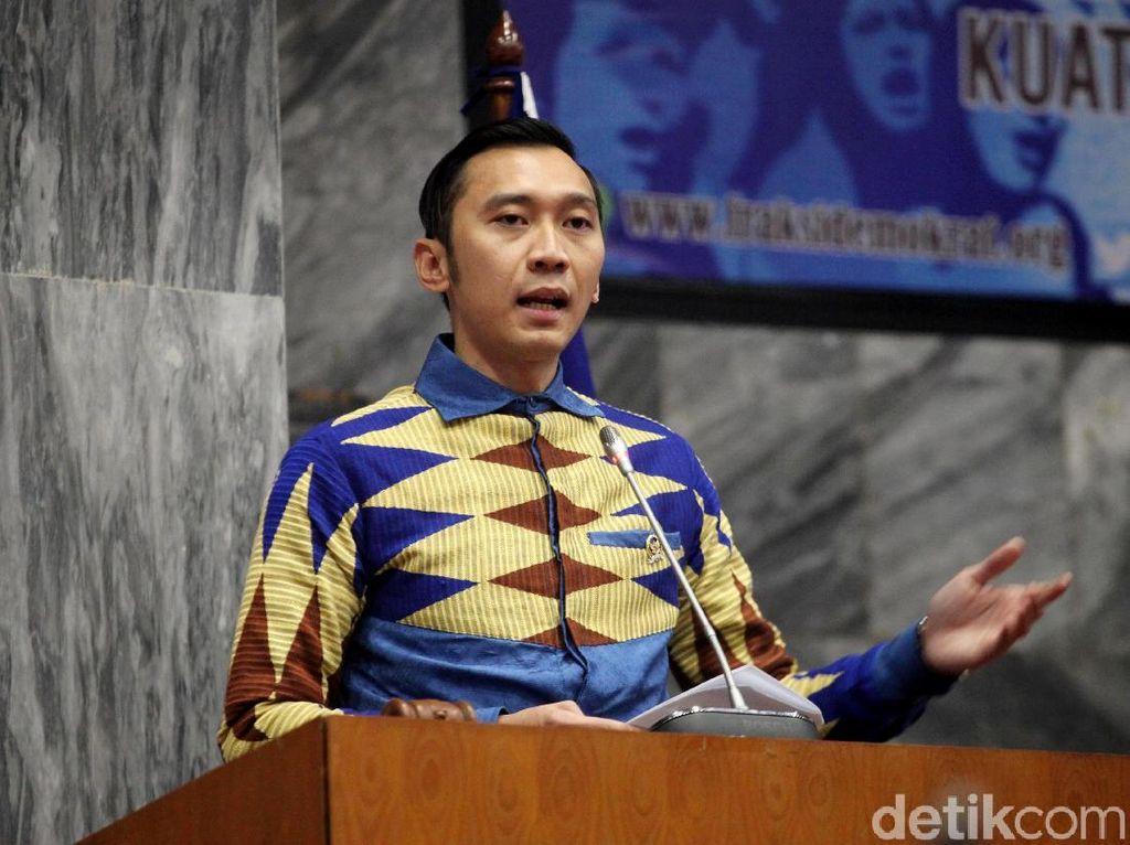 Absensi di Senayan Dibahas Usai Failed Nation Disinggung Ibas