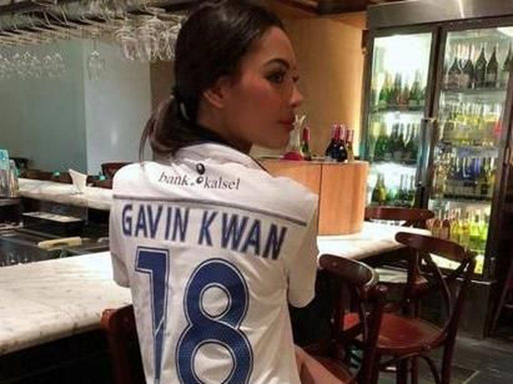 Erika Carlina, WAGs Indonesia Paling Hot?