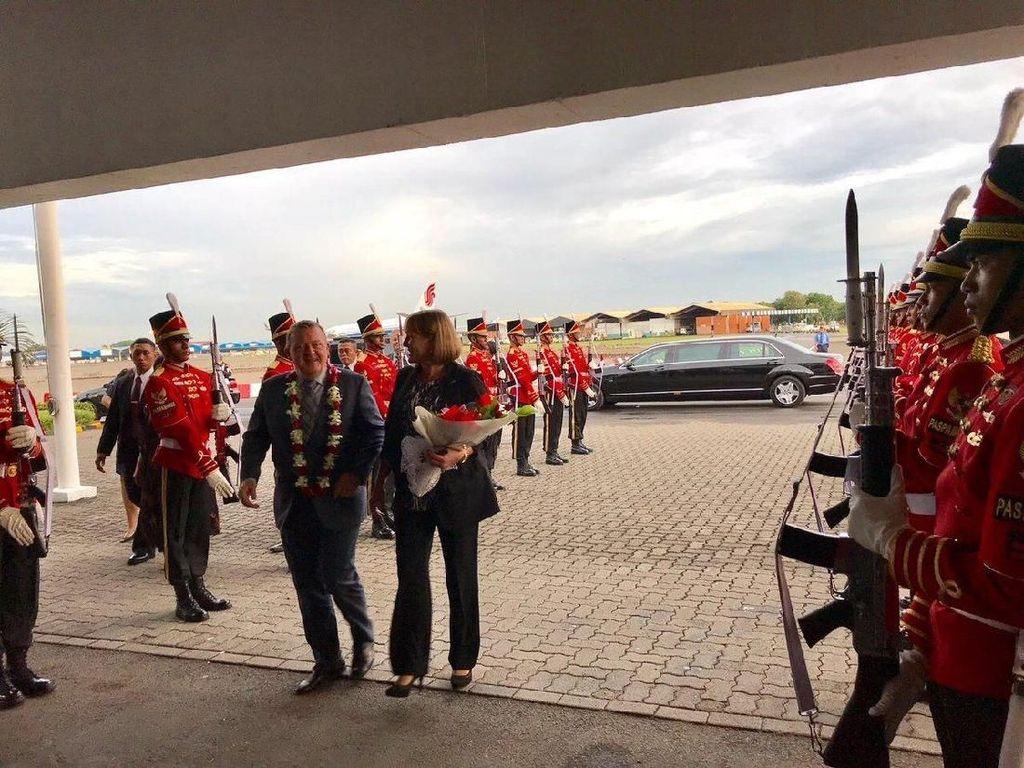 Berkunjung ke Indonesia, PM Denmark akan Temui Jokowi